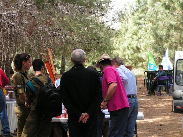 19-יער השבויים והנעדרים