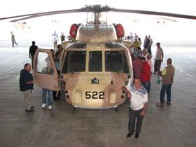 טיול לחצרים 2007