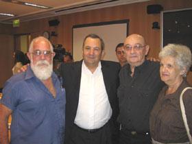 """טכס של מאיר יעקבי ז""""ל - ספטמבר 2007"""