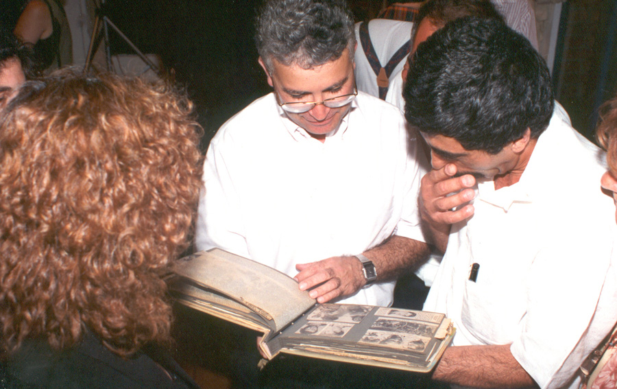 פדוי השבי מסוריה נפגשים לראשונה אחרי 21 שנה